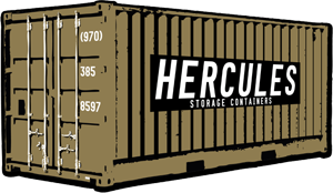 Hercules Storage Containers