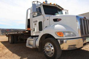 Storage Container Truck